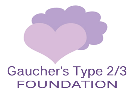 GT23 Foundation - Gaucher's Disease Type 2/3 - Neuronopathic Gaucher's Disease