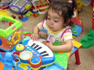 20 months old - April 2010