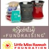 Scentsy Fundraiser for Little Miss Hannah Foundation